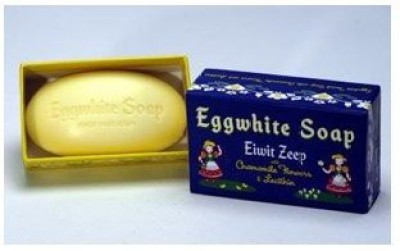 Kala style Eggwhite and Chamomile Flower Facial Soap