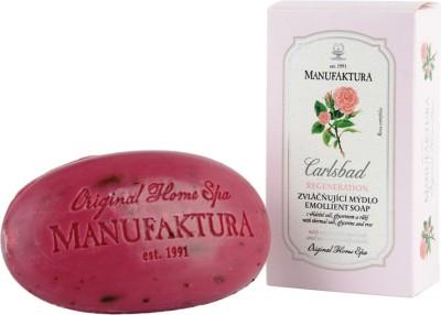 Manufaktura Romantic Rose Spa Soap with Thermal Salt