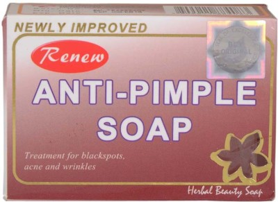 Renew Anti Pimple Soap For Smooth Skin And Marks 3Pc