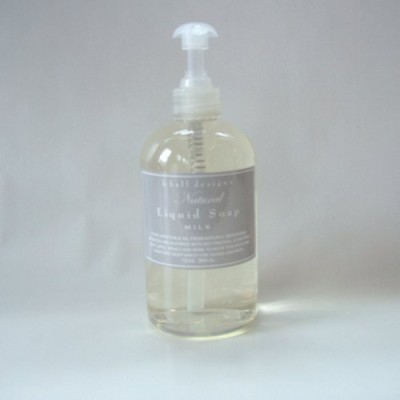 k hall designs Natural Milk Liquid Soap k hall designs Milk Liquid Soap