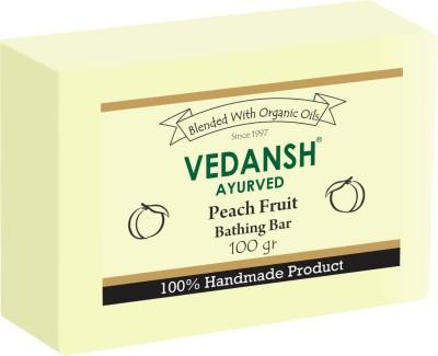 Vedansh Peach Bathing Bar