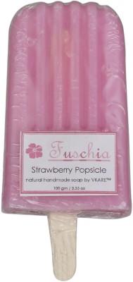 Fuschia Strawberry Popsicle