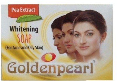 Golden Pearl Whitening Soap