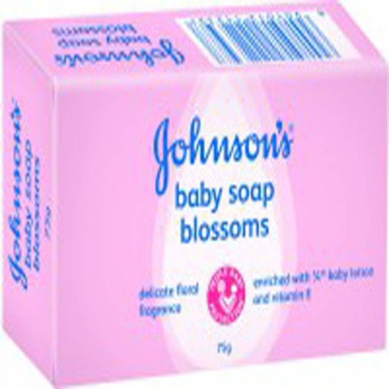 Johnson's Baby Baby Blossmos Soap(Pack Of -3)(75 g)