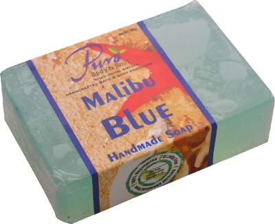 Puro Body & Soul Malibu Blue Handmade Soap