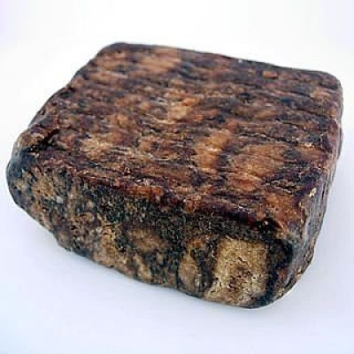 HalalEveryDay Raw African Shea Butter Black Soap from Ghana by HalalEveryday