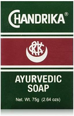 Chandrika Bar Soap (pack of 10)