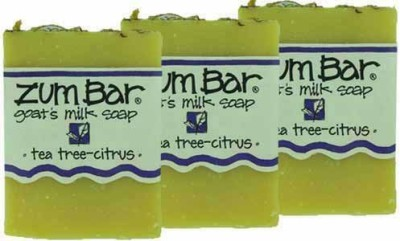 Indigo Wild Tea Tree Zum Bars Multipack (3 Count)