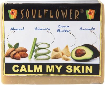 Soulflower Calm My Skin Soap
