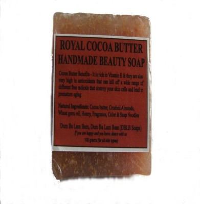 DBLB Royal Cocoa Butter Handmede Natural Soap