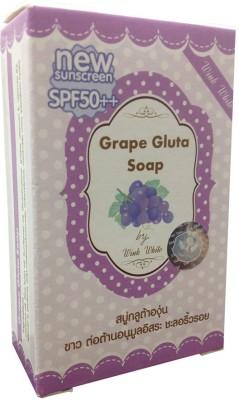 Wink White Grape Gluta Soap New Sunscreen SPF-50++
