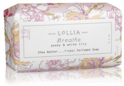 Lollia Breathe Boxed Soap