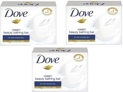 Dove beauty bathing Bar(225 g)