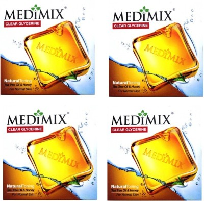 Medimix Clear Glycerine Natural Toning