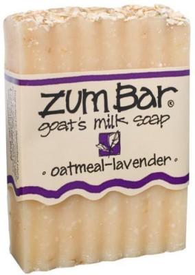 Indigo Wild : Zum Bar Goat's Milk Soap Oatmeal & Lavender (5 pack)