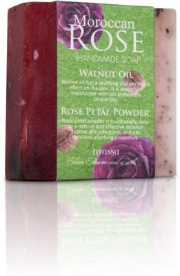 Nyassa Moroccon Rose Handmade Moisturizing Premium Soap