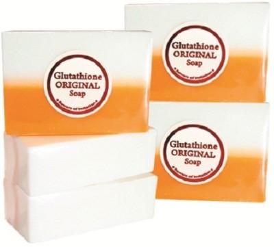 Gluta Kojic Dual Soap (5 soaps)