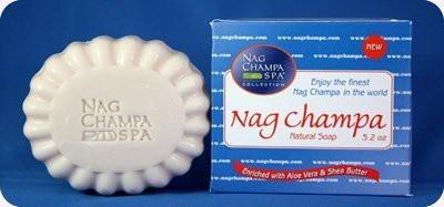 Nag Champa Spa Nag Champa Soap (6 Bars- 150g Each)