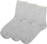 Zobello Men's Solid Crew Length Socks (P...