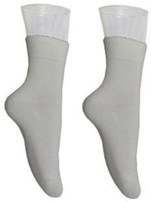 Nxt 2 Skn Womens Solid Crew Length Socks
