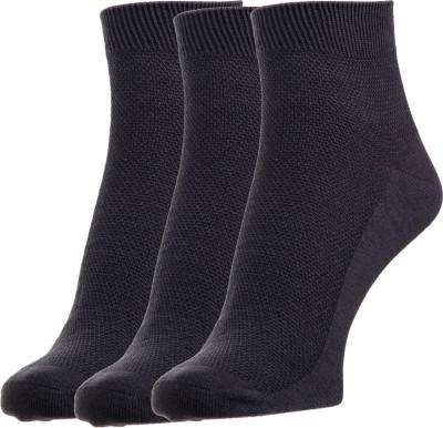 HANS Men's Ankle Length Socks