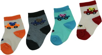 Green Zone Baby Boy's Ankle Length Socks
