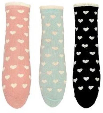 Nxt 2 Skn Womens Solid Crew Length Socks(Pack of 3)