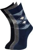 Vinenzia Men's Crew Length Socks