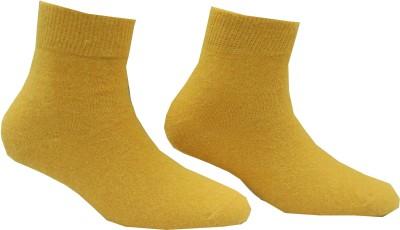 Romano Women,s Solid Ankle Length Socks