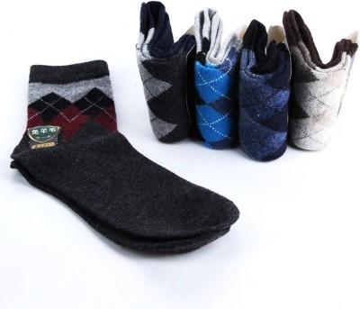 rds ei Men's Ankle Length Socks