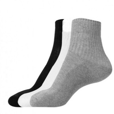 Jaipur Deals Premium Men's Solid Ankle Length Socks