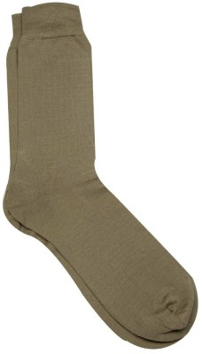 Orosilber Men's Striped Crew Length Socks