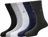 Lefjord Men's Crew Length Socks (Pack of...