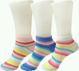 Shree Vallabh Girls Ankle Length Socks