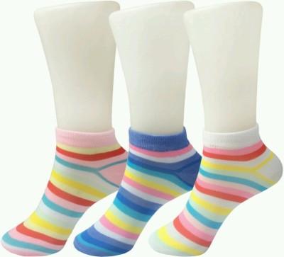 Shree Vallabh Men's Ankle Length Socks