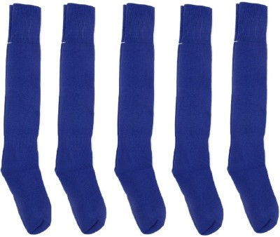 OshopTrades Men's Self Design Over-the-Calf Length Socks