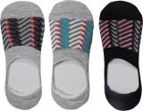 Stonic Men's Self Design Footie Socks