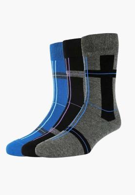 Van Heusen Men's Crew Length Socks
