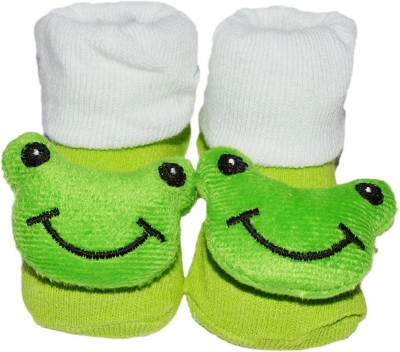 ME Stores Baby Boys Applique Quarter Length Socks