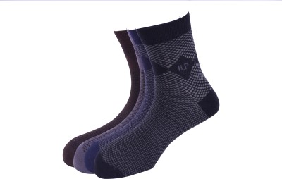 Hush Puppies Men's Ankle Length Socks