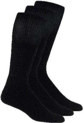 Simon Premium Men's Solid Ankle Length Socks