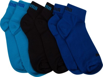 Puma Men's Quarter Length Socks