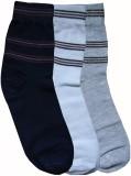 Goyal Knitting Men's Solid Ankle Length ...