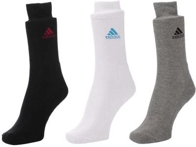 Adidas Mens Crew Length Socks