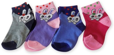 STONIC Boy's Self Design Ankle Length Socks