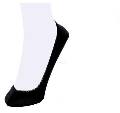 Neska Moda Women's Solid No Show Socks at flipkart
