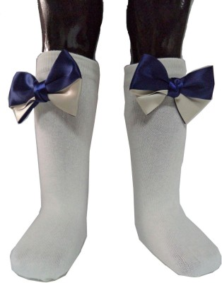 Portia Girl's Over-the-Calf Length Socks