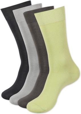 Balenzia Men's Crew Length Socks