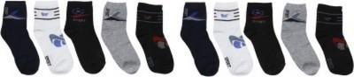 Gumber Men's Ankle Length Socks