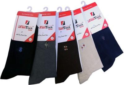 Fast Track Men's Mid-calf Length Socks